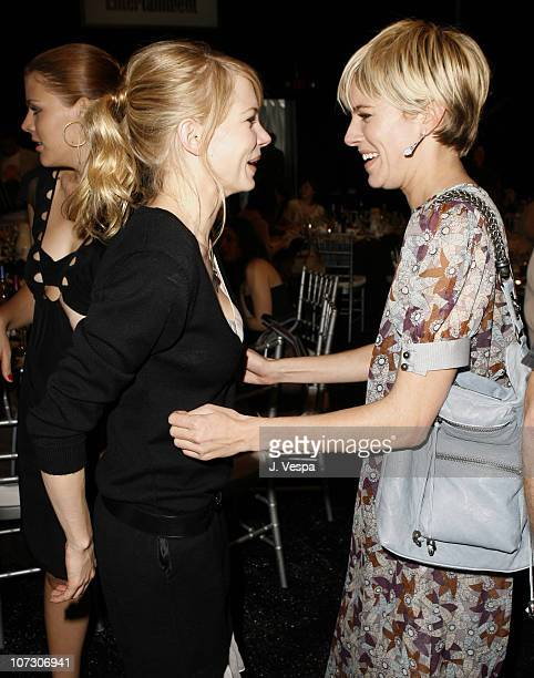 Michelle Williams nominee Best Supporting Female for 'Brokeback Mountain' and Sienna Miller