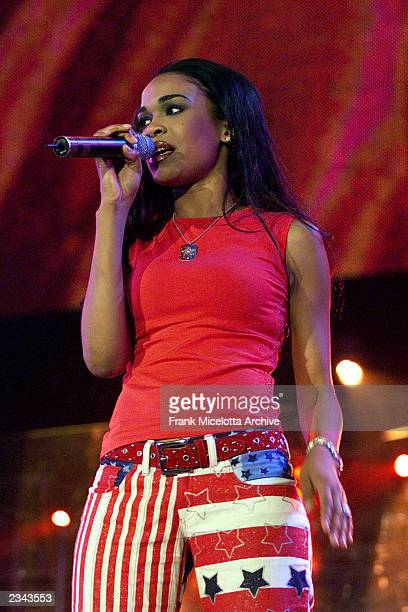 Michelle Williams of Destiny's Child at United We Stand What More Can I Give Concert A music benefit in support of the recovery efforts from the...