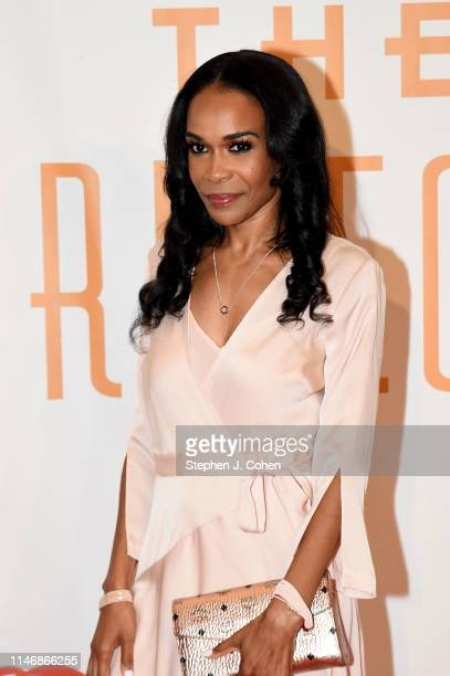 Michelle Williams of Destiny's Child attends the Trifecta Gala on May 03 2019 in Louisville Kentucky