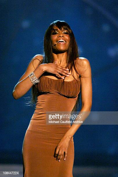 Michelle Williams of Destiny's Child performs Cater 2 U