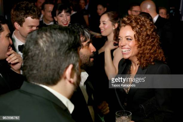 Michelle Wolf attends the Celebration After the White House Correspondents' Dinner hosted by Netflix's The Break with Michelle Wolf on April 28 2018...