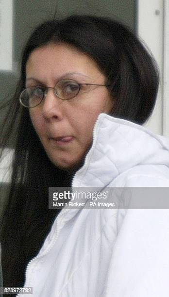 Michelle Worrall 27 outside Mold Crown Court Thursday where she admitted having sex with two schoolboys and was ordered to attend a specialist clinic...