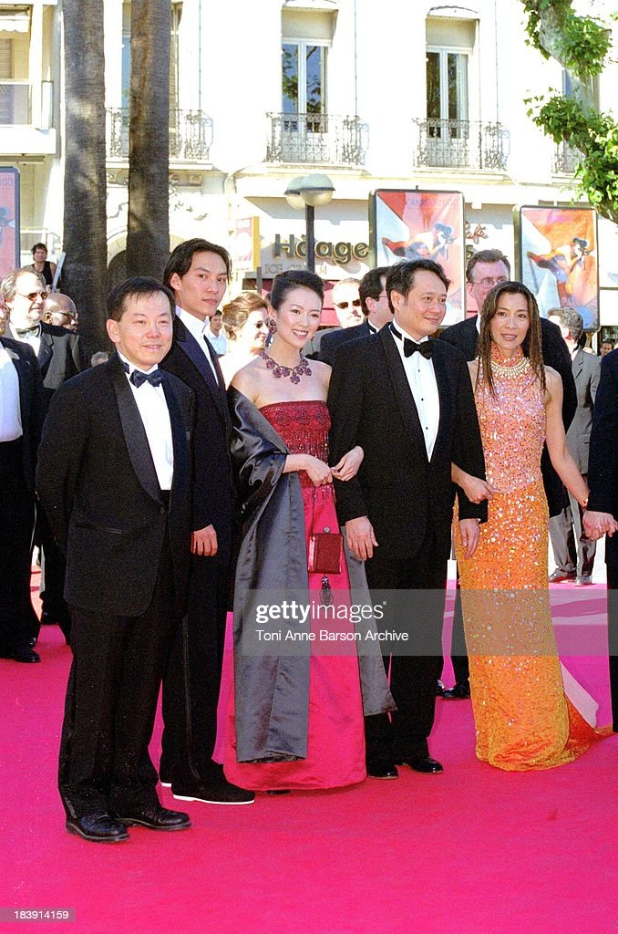 Cannes 2000 - The Red Carpet : News Photo