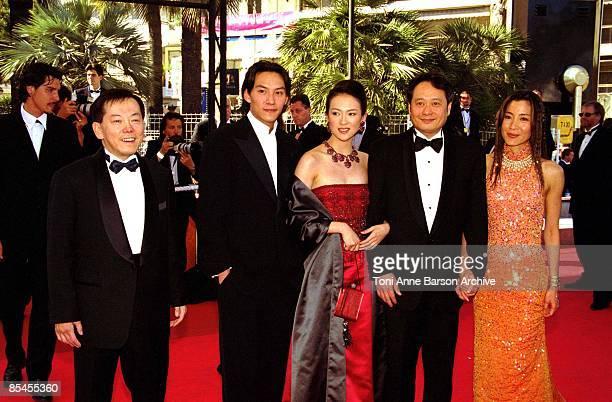 Michelle Yeoh Ang Lee Zi Yi Zhang Chen Chang Peipei Cheng