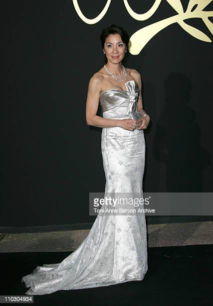 Michelle Yeoh during 2007 Cannes Film Festival 60th Anniversary Dinner in Cannes France