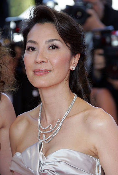 Actress Michelle Yeoh Interview Photos and Images
