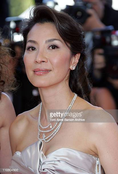 Michelle Yeoh during 2007 Cannes Film Festival 'Chacun Son Cinema' All Directors Premiere at Palais des Festival in Cannes France