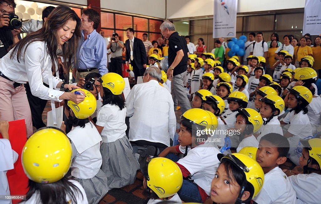 Michelle Yeoh Children