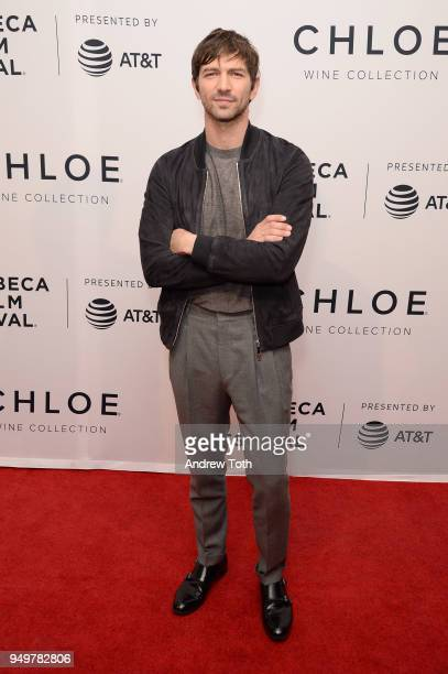 Michiel Huisman attends a screening of State Like Sleep during the 2018 Tribeca Film Festival at SVA Theatre on April 21 2018 in New York City