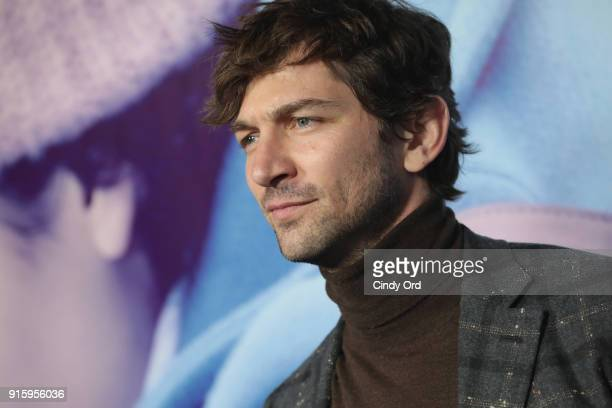 Michiel Huisman attends the Special Screening of the Netflix Film Irreplaceable You at The Metrograph on February 8 2018 in New York City