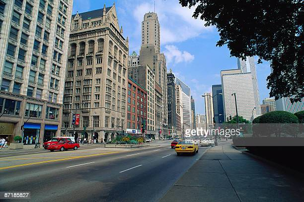 Michigan Avenue, Chicago, IL