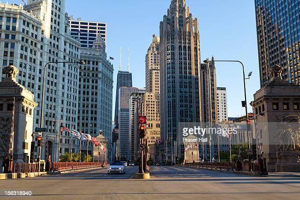 N Michigan Avenue, Chicago