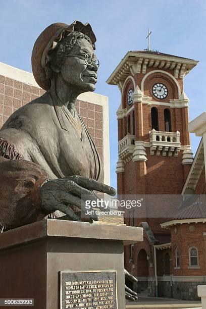 Michigan Battle Creek Sojourner Truth Memorial