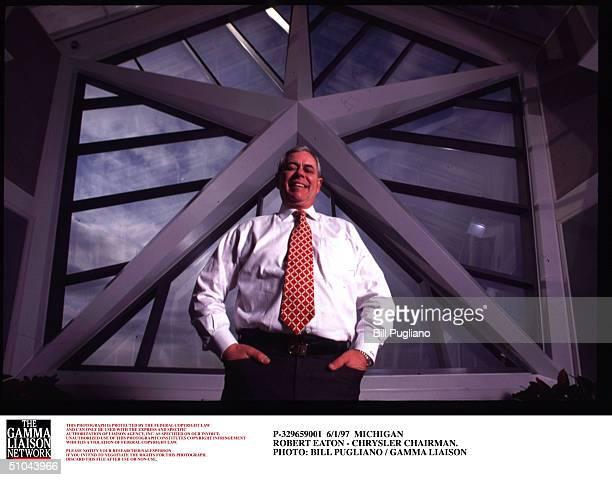 Michigan Robert Eaton - Chrysler Chairman.