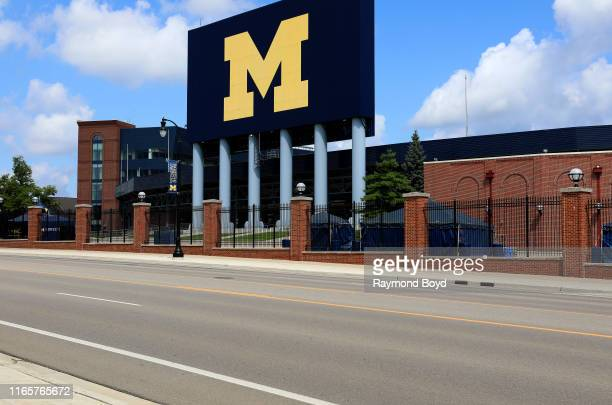 Michigan Stadium the largest stadium in the United States and second largest stadium in the world home of the Michigan Wolverines football team and...
