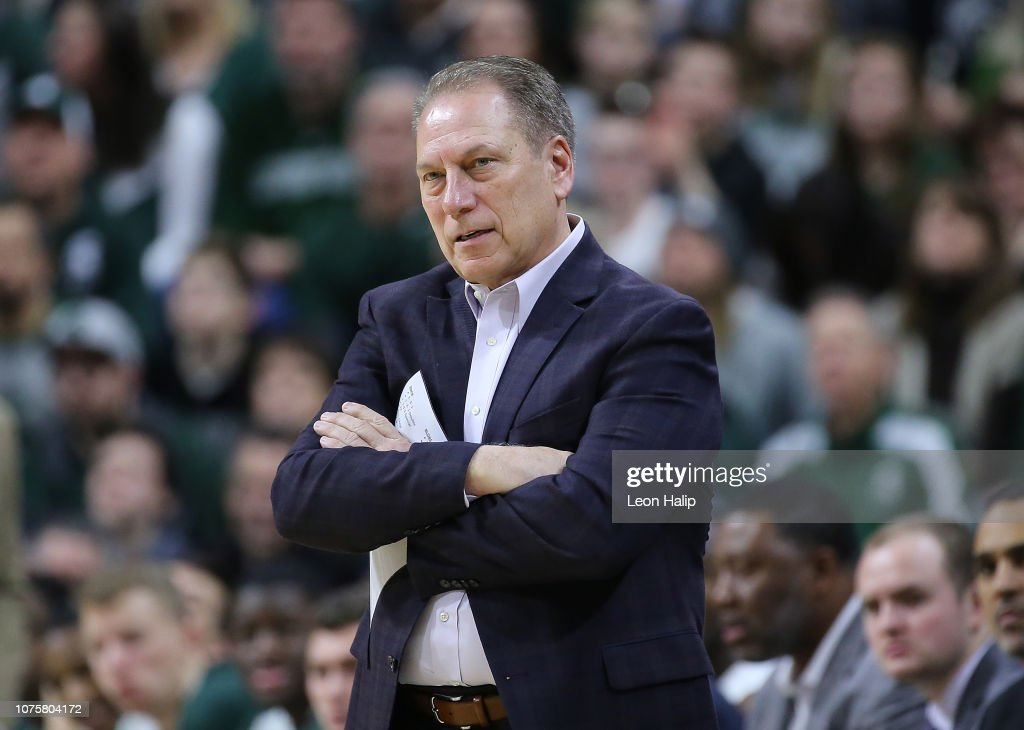 Northern Illnois v Michigan State : News Photo