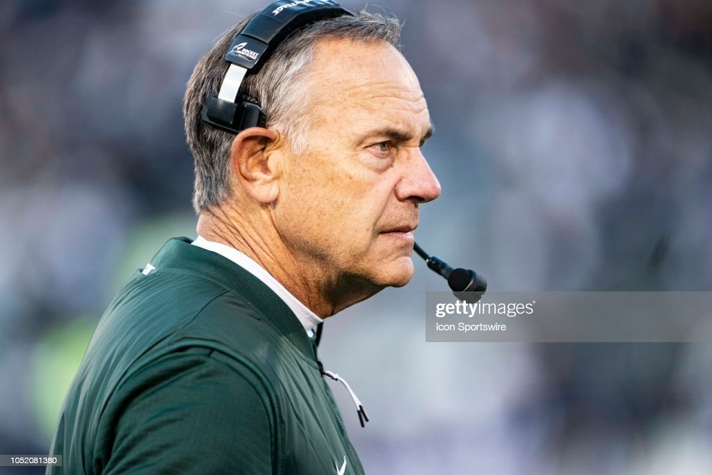 COLLEGE FOOTBALL: OCT 13 Michigan State at Penn State : News Photo