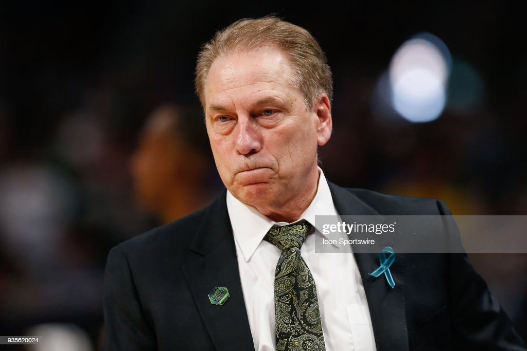 NCAA BASKETBALL: MAR 18 Div I Men's Championship - Second Round - Syracuse v Michigan State : News Photo