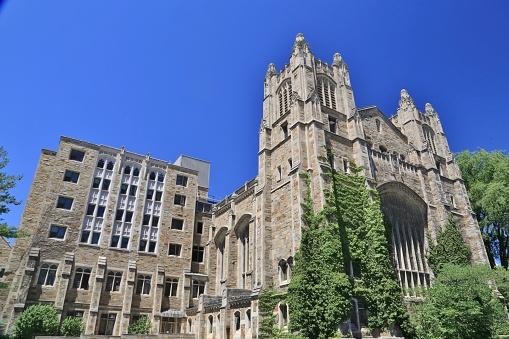 Michigan University Lawyers Club, University of Michigan, Ann Arbor, Michigan, USA - gettyimageskorea