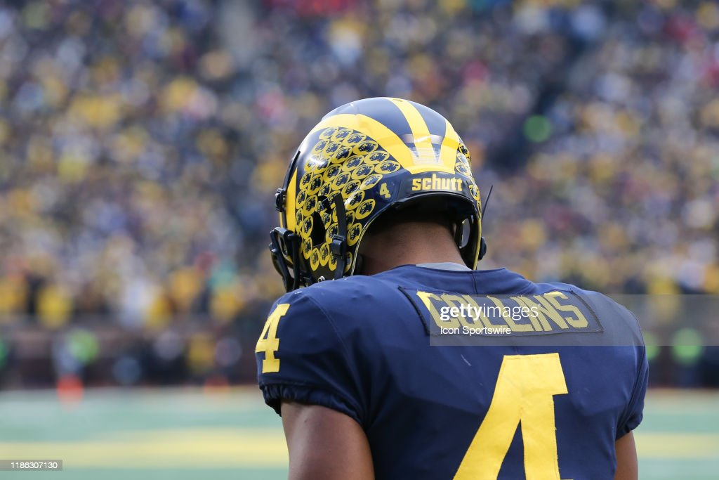 COLLEGE FOOTBALL: NOV 30 Ohio State at Michigan : News Photo