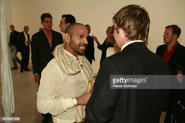 Michou attends LOUIS XIII Celebrates WALLPAPER'S Guest Editor LOUISE BOURGEOISE with HELMUT LANG at Cheim Reid and Glasshouses on September 12 2008...