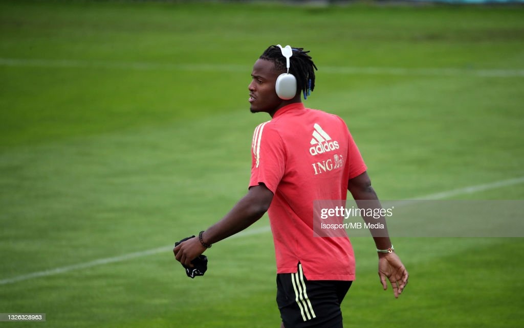 Belgium Training Session and Press Conference : News Photo