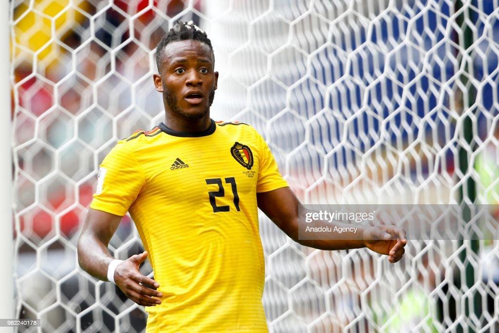 Belgium v Tunisia : Group G - 2018 FIFA World Cup Russia : News Photo