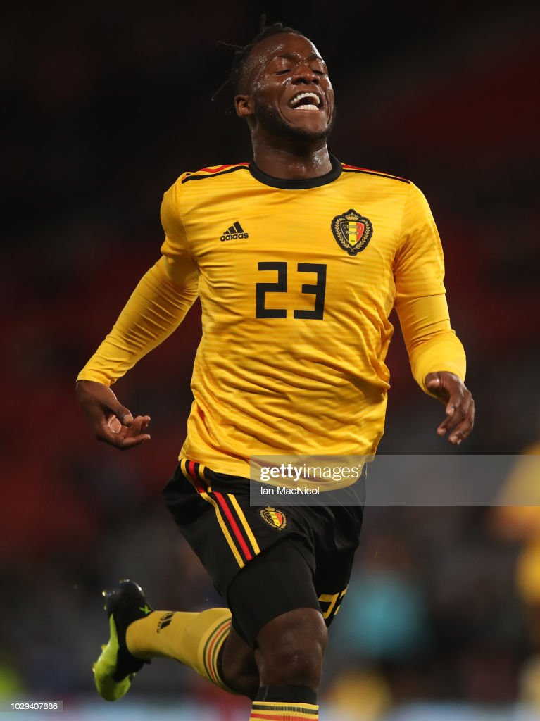 Scotland v Belgium - International Friendly
