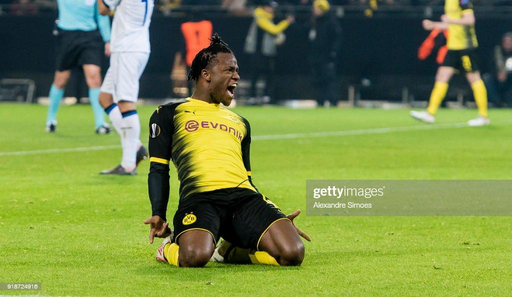 Borussia Dortmund v Atalanta Bergamo - UEFA Europa League : ニュース写真