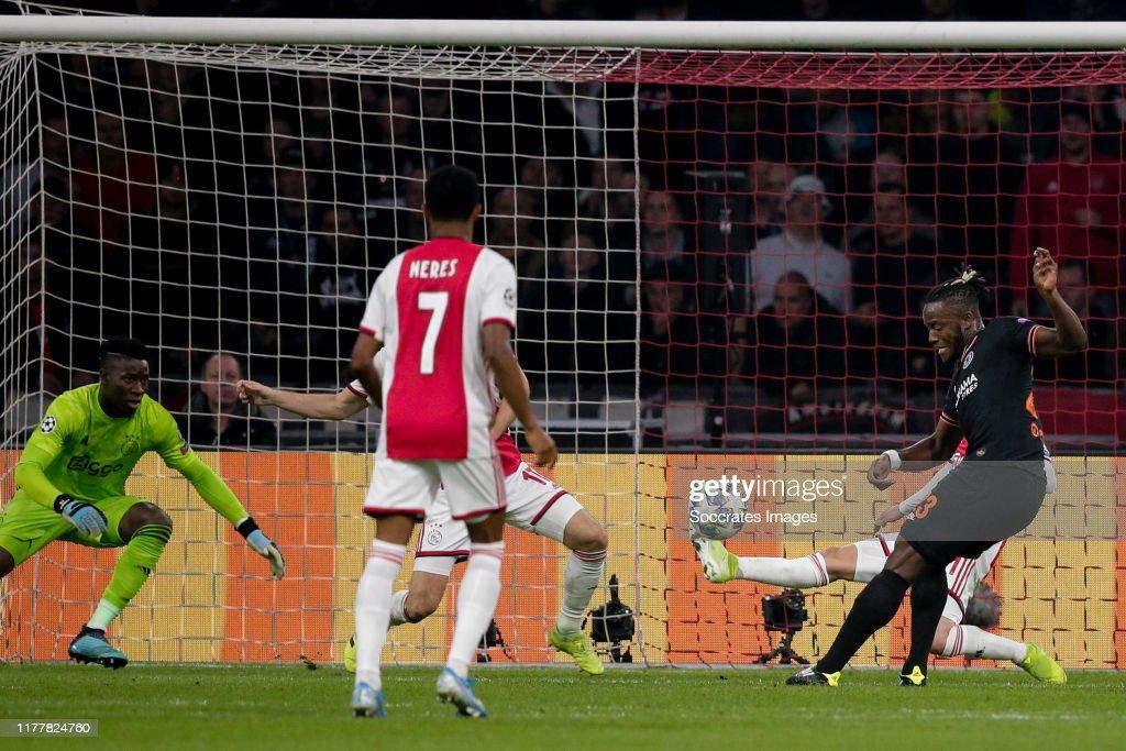 Ajax v Chelsea - UEFA Champions League : News Photo