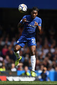 london england michy batshuayi chelsea action