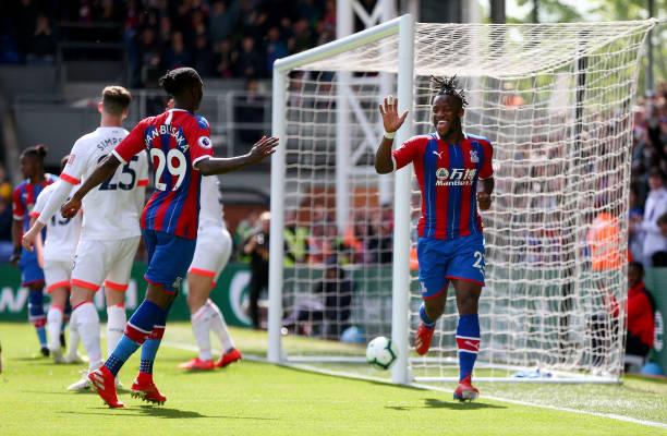 GBR: Crystal Palace v AFC Bournemouth - Premier League