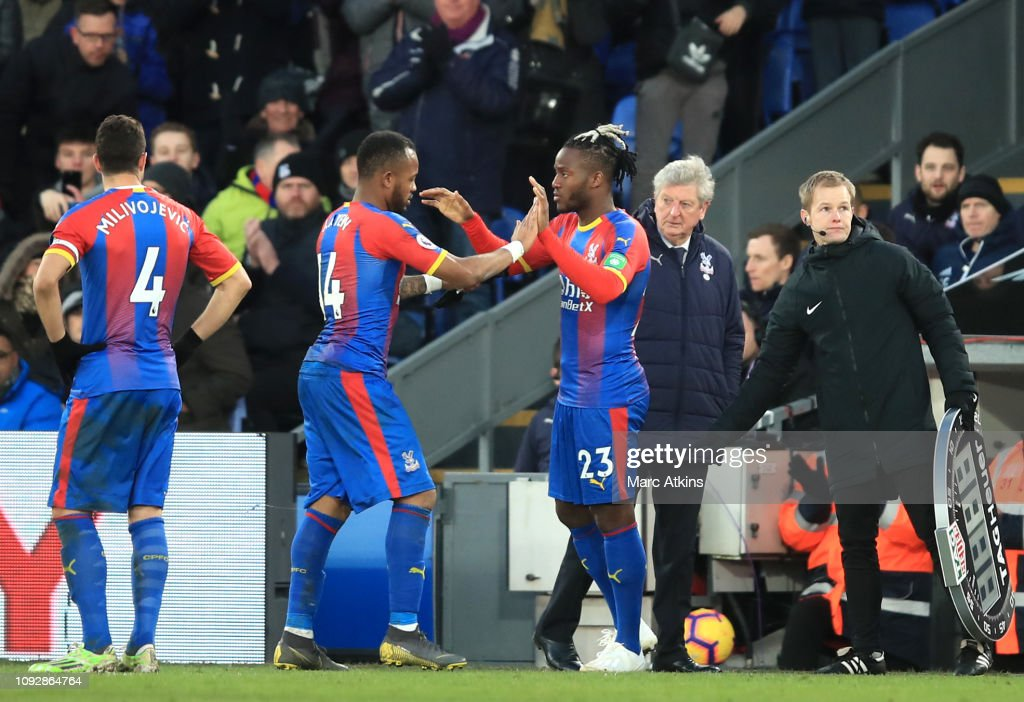 Crystal Palace v Fulham FC - Premier League : News Photo
