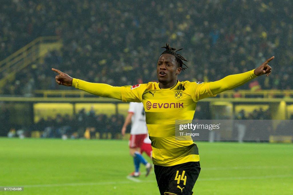 Borussia Dortmund v Hamburger SV - Bundesliga : News Photo