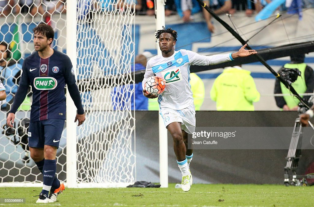 Paris Saint-Germain v Olympique de Marseille - French Cup Final : News Photo