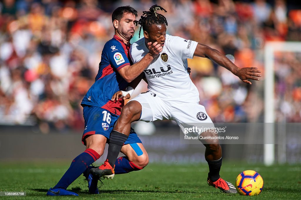 Valencia CF v SD Huesca - La Liga : News Photo