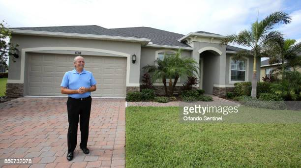 Mick Anderson who bought the Melbourne Fla house that he currently lives in from the previous owner Las Vegas shooter Stephen Paddock talks about...