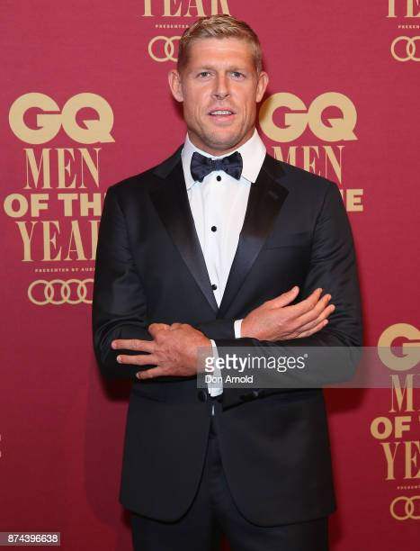Mick Fanning attends the GQ Men Of The Year Awards at The Star on November 15 2017 in Sydney Australia