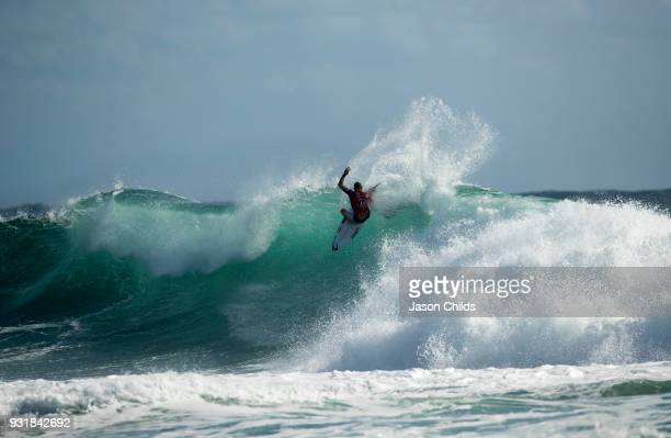 Mick Fanning was eliminated in his last appearance at his hometown CT event in the 4th round of at Snapper Rocks Coolangatta for The Quiksilver Pro...