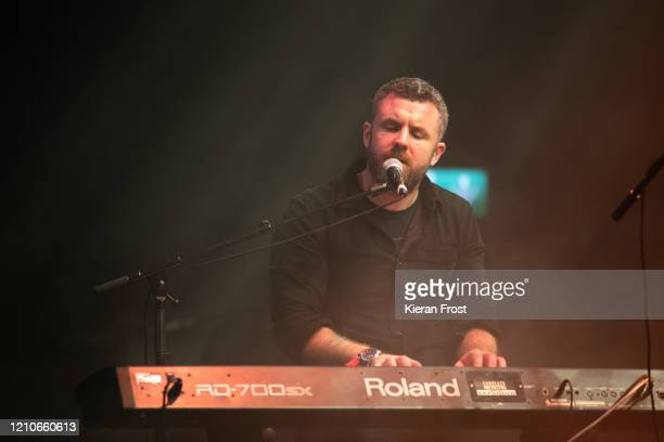 Mick Flannery performs at the RTE Choice Music Prize at Vicar Street on March 05 2020 in Dublin Dublin