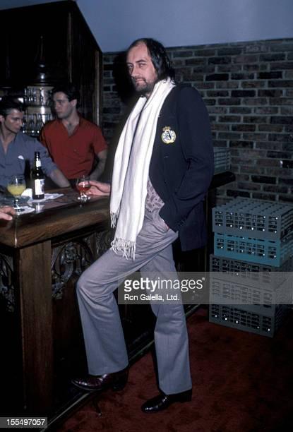 Mick Fleetwood of Fleetwood Mac during Mick Fleetwood of Fleetwood Mac File Photos 1984 United States