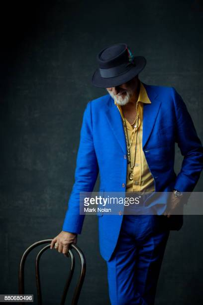 Mick Fleetwood poses for a portrait during the 31st Annual ARIA Awards 2017 at The Star on November 28 2017 in Sydney Australia