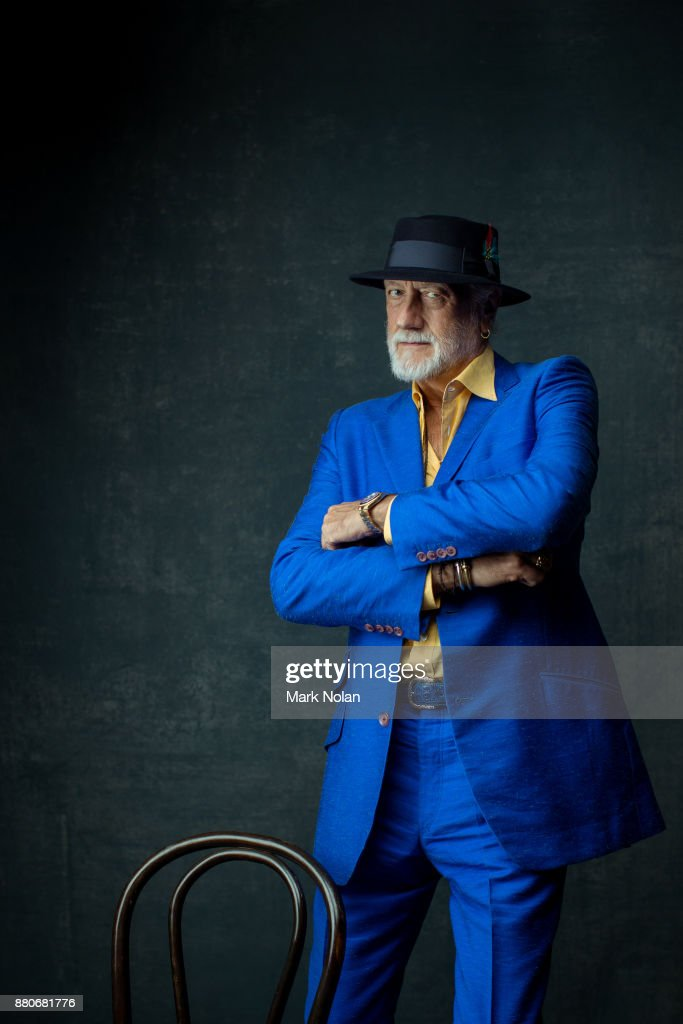 Mick Fleetwood poses for a portrait during the 31st Annual ARIA Awards 2017 at The Star on November 28, 2017 in Sydney, Australia.