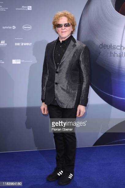 Mick Hucknall attends the German Sustainability Award at Maritim Hotel on November 22, 2019 in Duesseldorf, Germany.