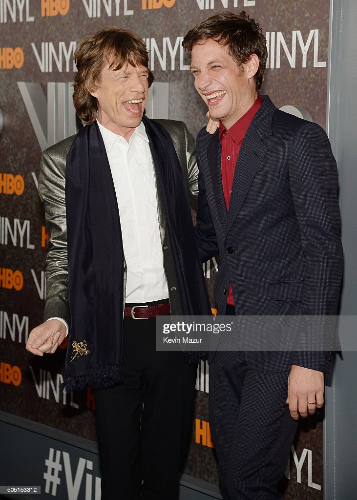 """Vinyl"" New York Premiere - Red Carpet"