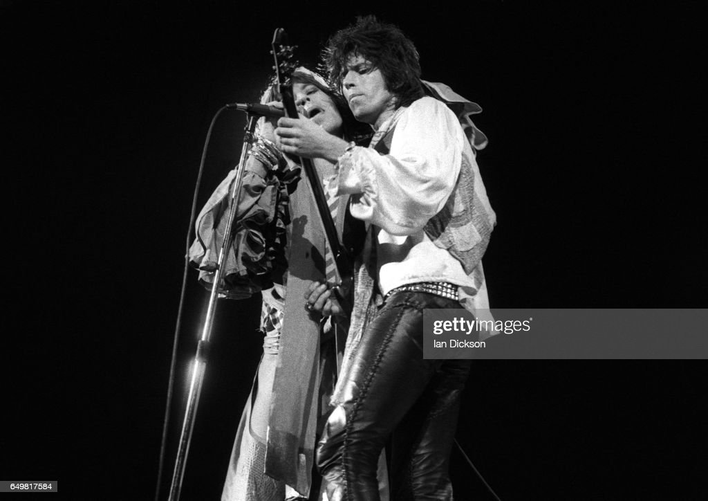 The Rolling Stones : News Photo