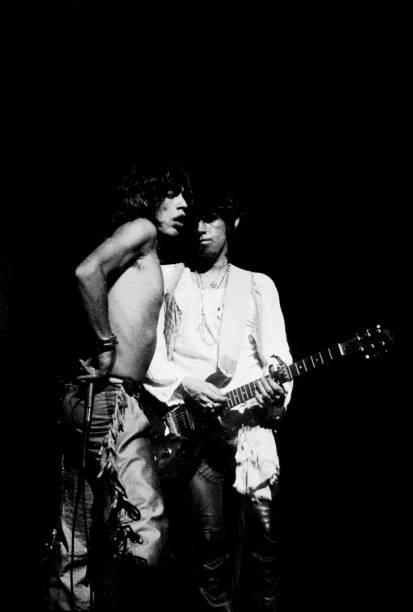 Mick And Keith Wall Art