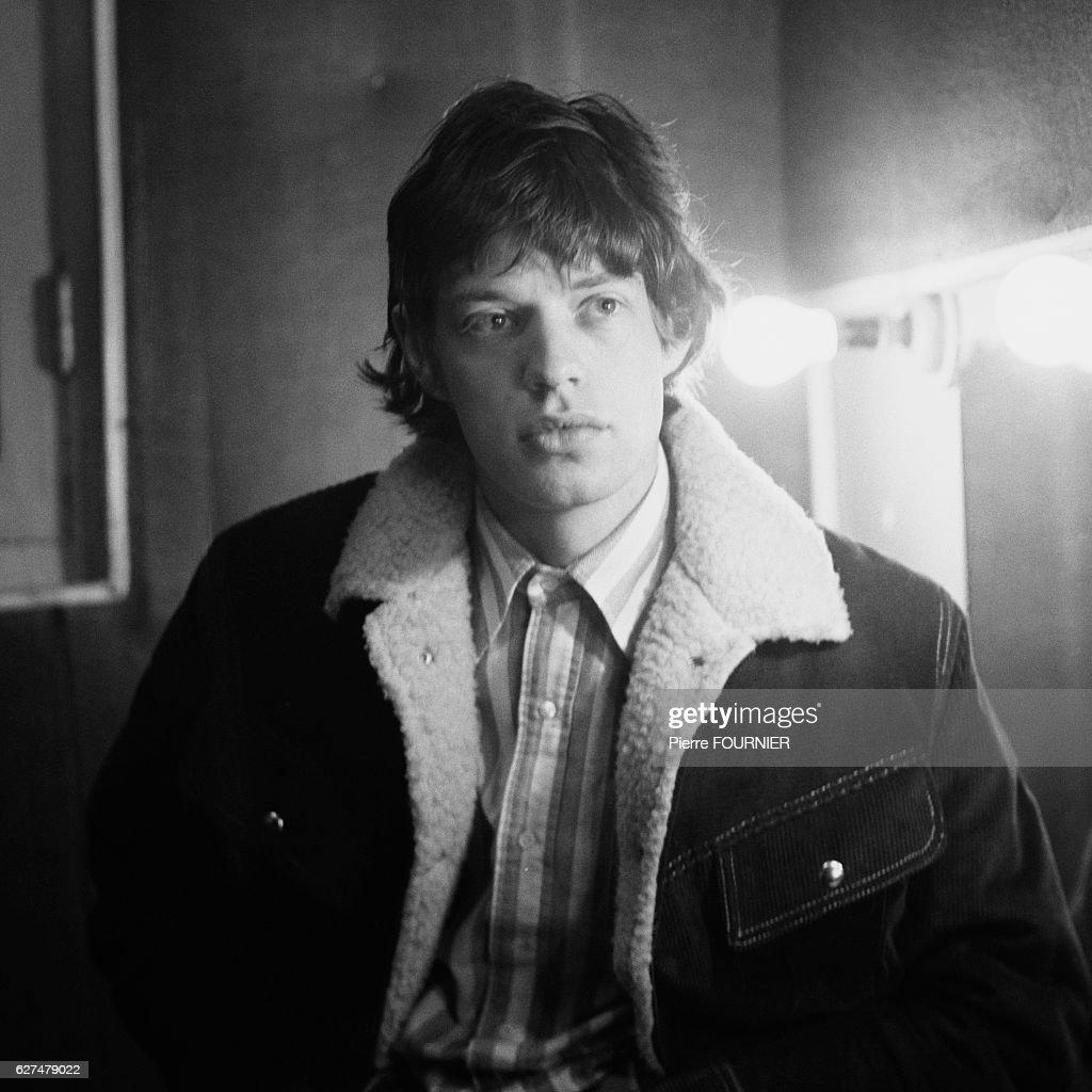 Mick Jagger : Photo d'actualité