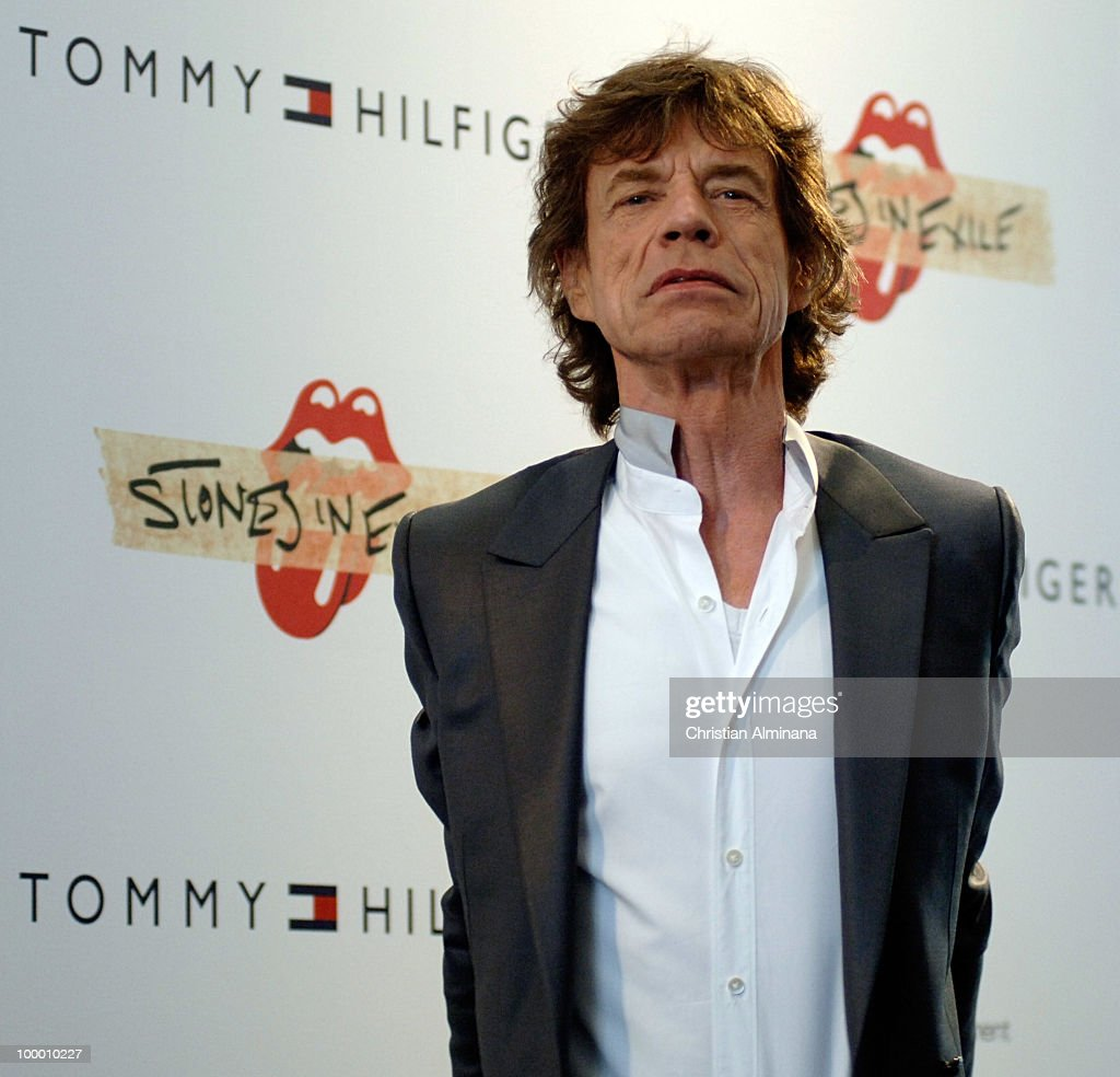 Mick Jagger, lead singer of the Rolling Stones attends the 'Stones In Excile' Photocall at the Majestic Hotel during the 63rd Annual Cannes Film Festival on May 19, 2010 in Cannes, France.