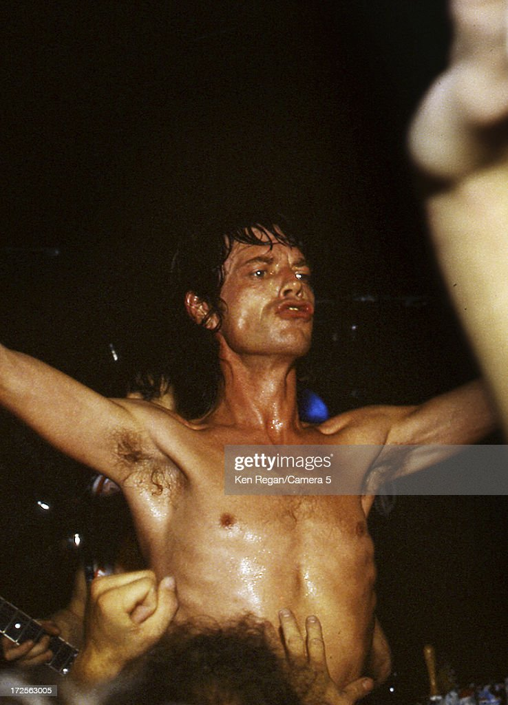 The Rolling Stones, Ken Regan Archive, In Concert 1980's